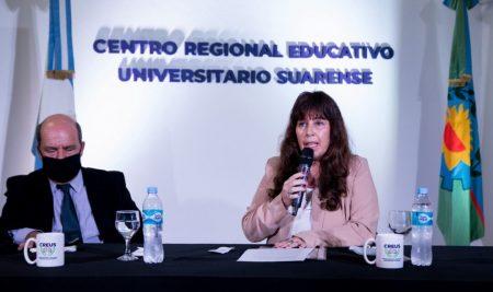 """Fabiana Maldonado, Directora de Educación: """"Este fue un compromiso asumido por Ricardo Moccero y a 9 Meses de asumir su gestión y en plena pandemia, hoy es una realidad"""""""