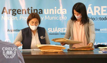 Se abrieron los sobres para la construcción del edificio de CREUS: la primera facultad suarense⠀