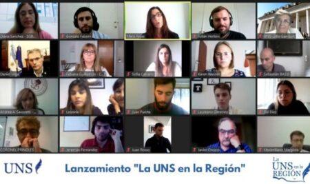 """Educación: Se presentó oficialmente """"La UNS en la región"""""""