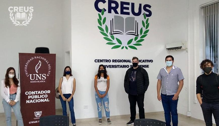 CREUS: Reunión con ingresantes 2021 a la Carrera de Contador Público Nacional