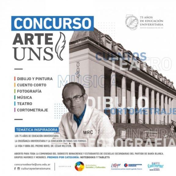 """Concurso """"Arte UNS 2021"""""""